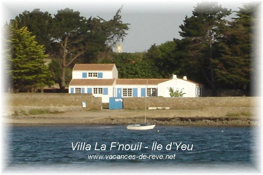 Location Ile d'Yeu