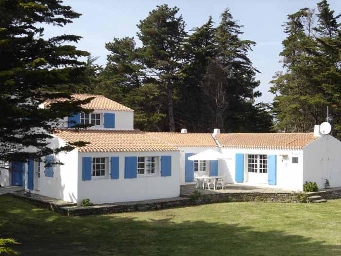 Ile d'Yeu maison en location vacances