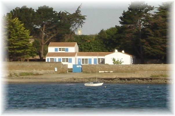 Ile d'Yeu location Villa La F'nouil et Vacances de reve